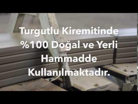 Turgutlu Kiremitinde %100 Yerli Hammadde Kullanılmaktadır