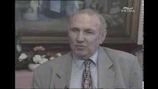 """Hidegkuti-Portrait: Az """"Öreg"""" (ungarisch)"""