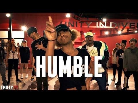 Kendrick Lamar - HUMBLE. Choreography by