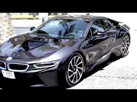 Hello future – BMW- i8