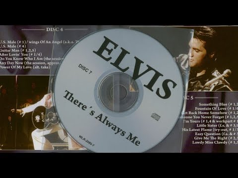 Elvis Presley /-/ There's Always Me ... (scene from the film: