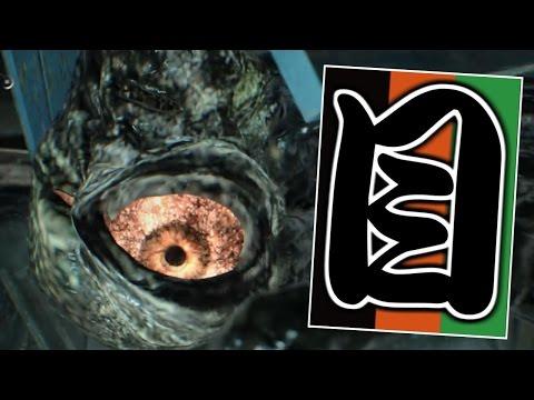 """VS 目 """"resident evil"""" #12 - BIOHAZARD7 実況 -"""