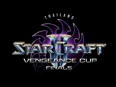 Starcraft II : Thailand Vengeance Cup 2014 – Day#1