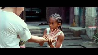 Video The Karate Kid (2010) - First Trainning Scene with Mr. Han MP3, 3GP, MP4, WEBM, AVI, FLV Agustus 2018