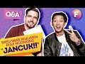 Bayu Skak Di Interview Bule Jerman Soal Yowis Ben