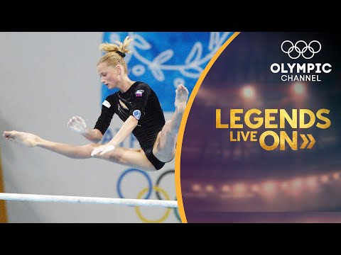 Russia's most successful gymnast, Svetlana Khorkina's legend lives on | Legends Live On
