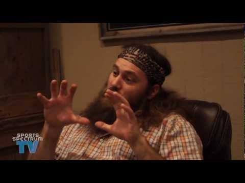 Robertson - Willie Robertson talks about how Duck Dynasty got started and about the family values featured on the show. Willie's oldest brother, Al, can be heard off-scr...