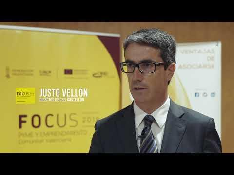 """Entrevista a Justo Vellón en #FocusPyme """"Cómo convertir tu empresa en una Industria 4.0""""[;;;][;;;]"""