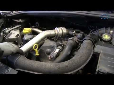 comment demonter turbo clio 1.5 dci