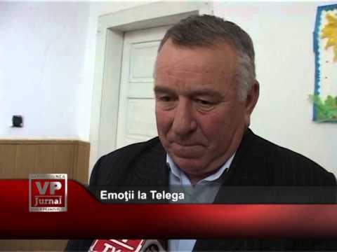 Emoții la Telega