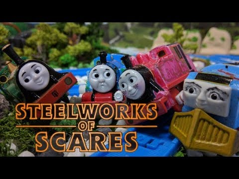 The Grand Pumpkin Crash | Thomas & Friends : Steelworks of Scares Ep. #3 Trailer