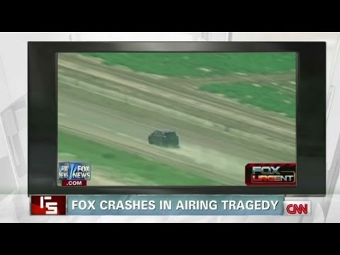 Fox crashes in airing tragedy