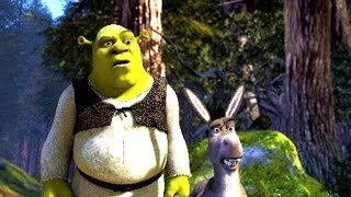 Shrek 1 Shqip - Bjeri Mor Qylit