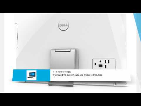 Dell Inspiron i3459-3276WHT 23.8 Inch Touchscreen All in One - Quick Review