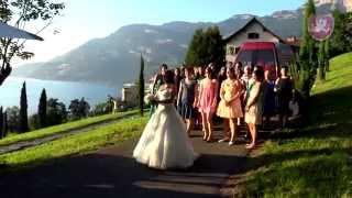 Hochzeit ♥ Heiraten im See- und Seminarhotel Flora Alpina in Vitznau Hochzeits DJ Dubi