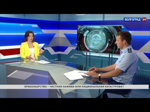 Валентин Сердюков, заместитель волгоградского межрайонного природоохранного прокурора