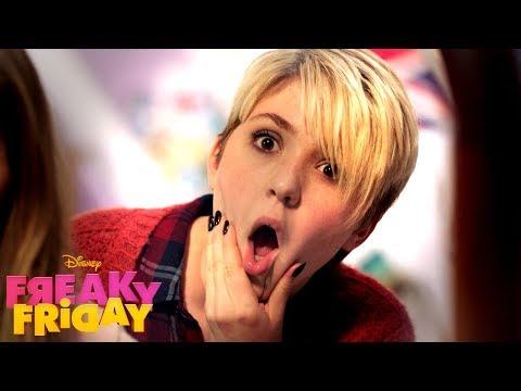 Sneak Peek: Body Swap | Freaky Friday | Disney Channel