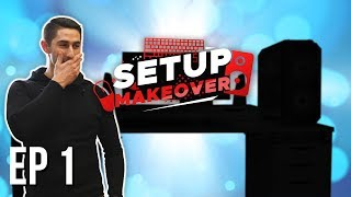 Video Giving a Subscriber a Brand New Setup - Setup Makeover MP3, 3GP, MP4, WEBM, AVI, FLV Juli 2018