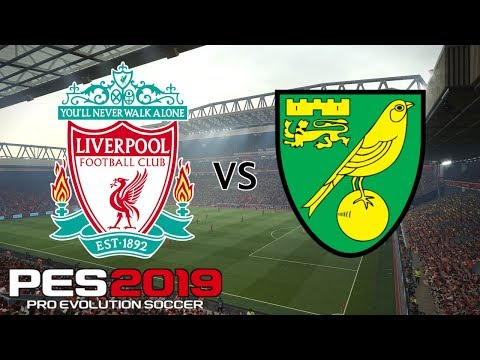 Liverpool vs Norwich City - 2 Brilliant Alexander-Arnold Free-Kicks!! - Premier League - PES 2019