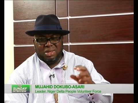 The Sunday Interview With Asari Dokubo