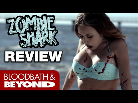 Zombie Shark (2015) - Movie Review