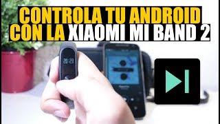 Con la Xiaomi Mi Band 2 y la aplicación Mi Band Music Control podremos controlar nuestro celular, móvil o tablet Android desde la smartband de Xiaomi. Tan solo tenemos que configurarla a través de la dirección MAC de nuestro dispositivo, conectarla y empezar a disfrutar. - Mi Band 2 Music Control (.apk): http://ouo.io/wfIpTj- Mi Fit: https://play.google.com/store/apps/details?id=com.xiaomi.hm.health- Mi Band 2 Func Button: http://ouo.io/f77etE- Mantente informado en nuestra web: http://esavants.com-Síguenos en Twitter: https://twitter.com/eSavants-Danos un 'me gusta' en Facebook: https://www.facebook.com/eSavants-Síguenos en Instagram: https://instagram.com/esavants/