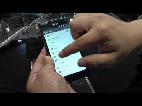 LG Optimus 4X HD (June release)