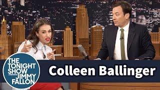 Video Colleen Ballinger Transforms into Miranda Sings to Interview Jimmy MP3, 3GP, MP4, WEBM, AVI, FLV Juli 2018