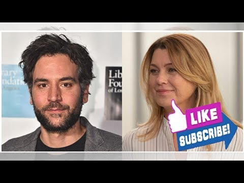 'Grey's Anatomy' Fans Are Losing It After Learning Josh Radnor Is Meredith's New Love Interest