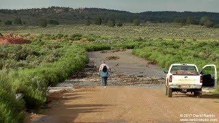 Video Johnson Canyon Flash Flood, July 28th 2017 MP3, 3GP, MP4, WEBM, AVI, FLV Januari 2019