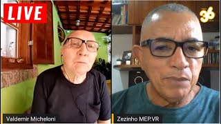 Tio Mica Entrevista Zezinho do MEP - Movimento Ética na Política