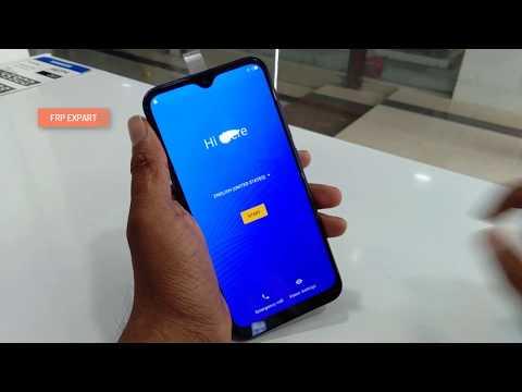 Bypass Frp Tecno CB7 (CAMON i 4 ) Android 9.0