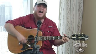 Luke Combs 'Can I Get An Outlaw' // Country Rebel Skyline Sessions