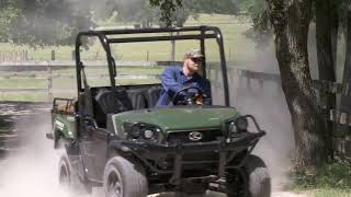 1. The New Kubota  RTV-XG850 Sidekick