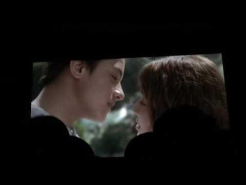 BARCELONA - A LOVE UNTOLD KATHNIEL KISS!!!!
