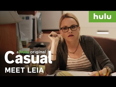 Meet Leia • Casual on Hulu