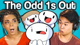 Teens React to TheOdd1sOut