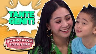 Download Video Bikin Gemes! Rafathar Bilang Tante Ayu Genit - Suka Suka Sore Sore (7/3) MP3 3GP MP4