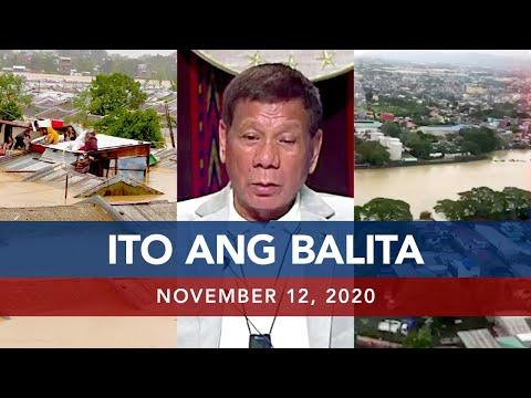 UNTV: Ito Ang Balita | November 12, 2020
