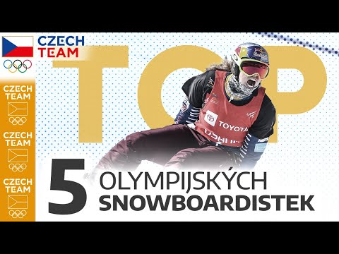 TOP: 5 olympijských snowboardistek