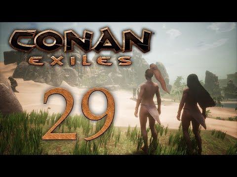 Conan Exiles - прохождение игры на русском   PC (видео)