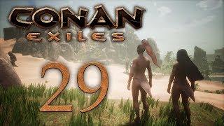 Conan Exiles — прохождение игры на русском — Волколаки [#29] | PC