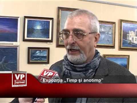 """Expoziția """"Timp şi anotimp"""""""