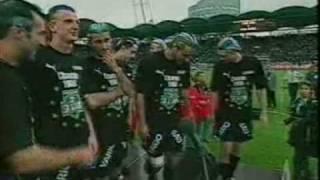 Sturm Graz feiert den ersten Meistertitel (1998)