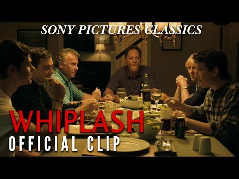 Whiplash Clip 'Dinner Table'