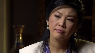 Thai PM Yingluck Shinawatra Inerview BBC News