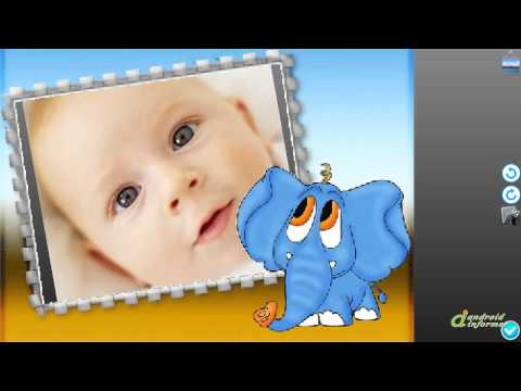 Photo Frames Effects Free Kid Photo Frames