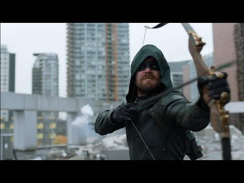 Oliver's Last Stand | Crisis On Infinite Earths Part 1| Supergirl