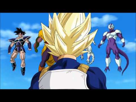 """Lost in the Echo"" by Linkin Park DBZ AMV"