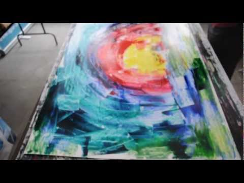 Abstract Art Paintings Master Class. Abstract Painting. Abstrakte Malerei.Peinture abstraite.